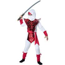 Traje Ninja Incharacter Disfraces Fantasma Color 10