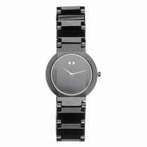 Reloj Cornell Cr8001.1blk 100% Cerámica Negra Para Caballero