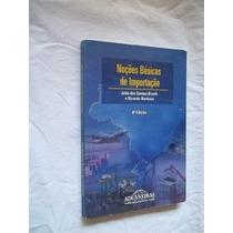 * Livro - Noções Basicas De Importação - Administração