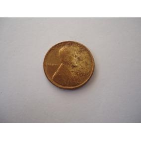 Moeda Bronze 1 Um One Cent Dolar Dollar 1929 Usa Liberty