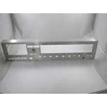 Frontal De Alumínio Aparelho De Som Sharp Modelo Sg220