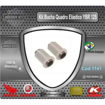 Kit Bucha Quadro Elastico Ybr125