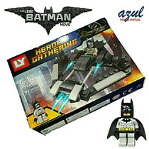 Batman Figura Y Avion The Lego Batman Movie Set Batiavion