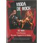 Dvd Moda De Rock - Viola Extrema -com Os Favoritos Da Catira