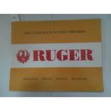 Catalogo Ruger Pistola Revolver Rifle