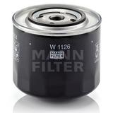 Filtro Aceite Mann Fiat Palio Hl 1.7 Td (desde 03/1997)