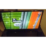 Samsung Led 32 Pulgadas Un32eh4000 Impecable Como Nuevo !!
