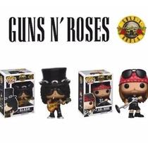 Funko Pop Axl Rose + Slash - Guns N´roses