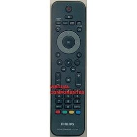 Controle Remoto Philips Home Theater Hts3560 Original