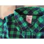 Camisa Carters Escosesa Nueva !!! 9 Meses !!