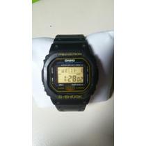 Relógio G Shock Antigo Série Ouro Original 901 Dw 5600