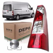 Lanterna Renault Master Ano 2013 2014 2015 2016 Direito Depo