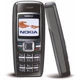 Celular Antigo Nokia 1600 Desbloqueado (novo)