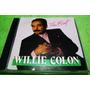 Eam Cd Willie Colon The Best 1996 Ismael Lavoe Salsa Fania