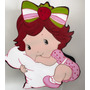 Piñata Infantil Frutillitas Bebe Strawberry