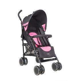 Coche Paseo Infanti Koom Pink Black