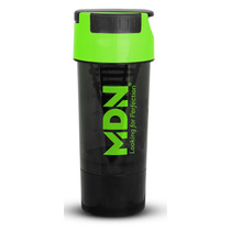 Shaker Vaso Mezclador De Gym Para Proteína Suplementos Mdn