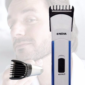 Maquina De Barba Professional Marca Nova