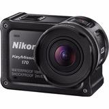 Nikon Keymission 170 4k Cámara De Acción Nueva