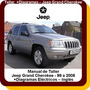Jeep Grand Cherokee 99-2005 Manual Servicio Reparacion Ing