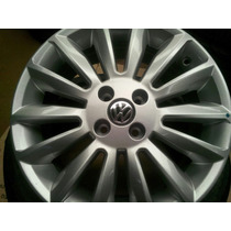 Rodas 17 4/100 C Pneus 205/40r17 Novos Fiat Gm Vw