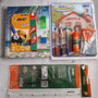 Kit De Material Escolar Volta As Aulas Cadernos E Canetas