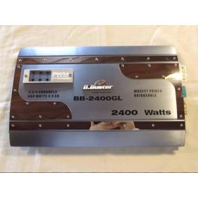 Módulo Bb 2400 Gl B Buster Potência 2400wats