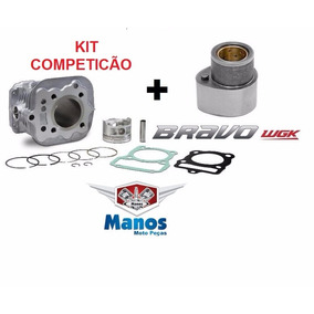 Kit Aumento Potencia 150cc Titan125 2003/fan2008 C/comando