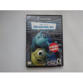 Monsters Inc En Game Reaktor