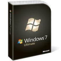Licencia Windows7 Ultimate 32 Y 64 Bit Retail Original 1pc