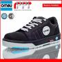 Zapatilla De Trabajo Ombu Sneaker C/puntera Seguridad Certif