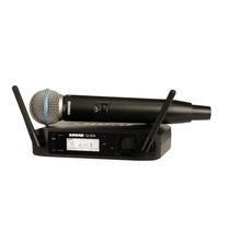 Microfone Shure Glxd24/beta58 Original A Pronta Entrega