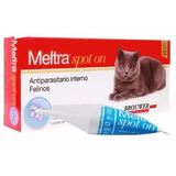 Antiparasitario Interno Pipeta Meltra Spot On Gatos 4 A 8 Kg