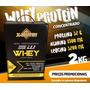 5 Whey Protein 2kg - X-nutri (wey Proten Way 3w 5w)