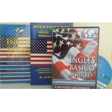 Curso De Ingles Básico Ghio + Dicciona +2 Cd-rom / A. Ghio D