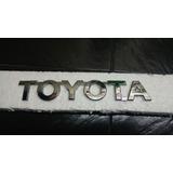 Logo Original Letras Toyota