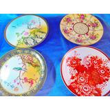 El Arcon Plato Porcelana 4 Modelos Tsuji 24,5 Aprox 26104