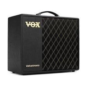 Vox Vt40 X Amplificador De Guitarra Pre Valvular 40w Efectos