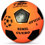 Pelota Futbol N5 Oficial Pique Normal Simil Cuero Cancha 11