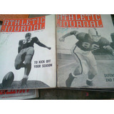 Fútbol Americano Revistas 2 Antigua 1953 Y 56 Env Gratis