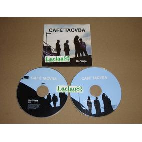 Cafe Tacuba Un Viaje 05 Universal Cd Doble Con Detalle