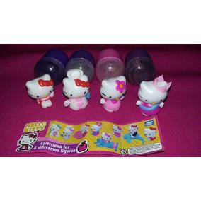 Hello Kitty Figuras Grezon Coleccion Completa Nueva