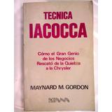 Técnica Iacocca - Maynard M. Gordon