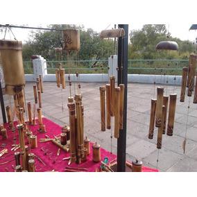 Llamador De Ángeles. Caña. Variedad De Diseños.
