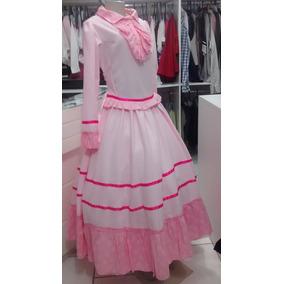 Vestido De Prenda Modelo Exclusivo Peça Unica; Em Promoção