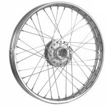 Roda Titan 125 Esd Dianteira (freio A Disco) Preta
