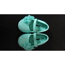 Zapatos Color Menta Impecables #12 Mx