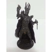 Miniatura Sauron O Senhor Dos Aneis Eaglemoss Metal