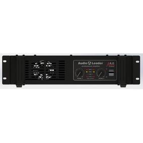 Amplificador Áudio Leader De Áudio Al 4.0 2 Ohms