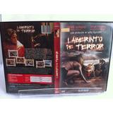 Laberinto Del Terror Dvd Original 1aj